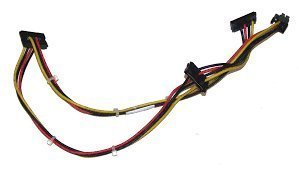 HP Desktop SATA Hard Drive Power Cable- 611895-001 by BCR (Image #1)