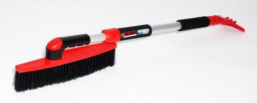 Oskar 20491 45-Inch Hybrid I Ergo Extendable Snow Brush