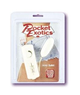 PKT EXOTIC BULLET IVORY