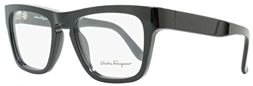 Salvatore Ferragamo - SF 2726, Wayfarer, acetate, men, BLACK(001 A), - Reading Ferragamo Glasses