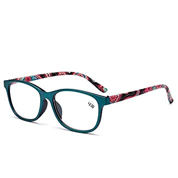TYJYY Gafas de Sol Gafas Retro De Lectura 1.5 Leesbril ...
