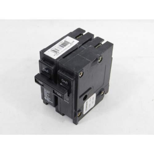 Eaton Corporation Br2125 Double Pole Interchangeable Circuit Breaker, 120/240V, 125-Amp ()