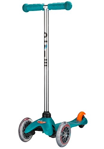 Micro Mini Kick Scooter - Aqua