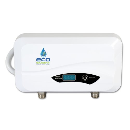 Ecosmart Pou 3 5 Point Of Use Electric Tankless Water Heater  3 5Kw 120 Volt