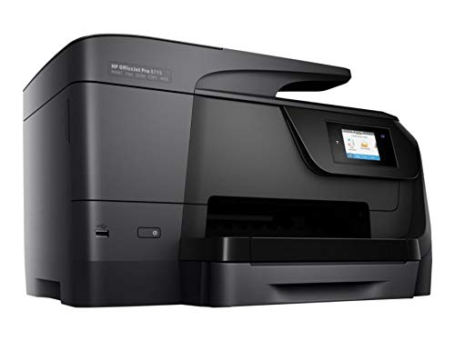 HP Officejet Pro 8715 All-in-One Multifunction Printer - Thermal Inkjet - Print/Copy/Scanner/Fax by HP (Image #7)