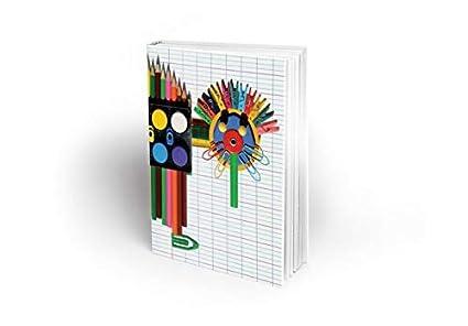 Cuaderno con imagen de portada inspirada en las pequeñas ...