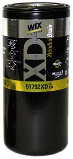 WIX Filters - 51792XD Heavy Duty Spin-On Lube Filter, Pack of 1 by Wix