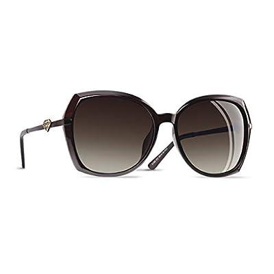 Diamond Shape Luxury Women Polarized Sunglasses Fashion Ladies Sun Glasses Female Gradient Eyewear Goggles