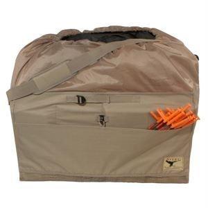Avery Outdoors 12-Slot Mid-Size Full Body Goose Bag,Field Khaki