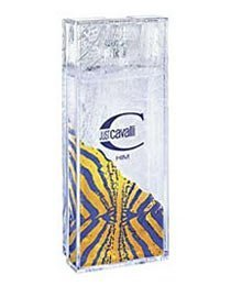 Just Cavalli for Men Gift Set - 2.0 oz EDT Spray + 6.8 oz Shower Gel