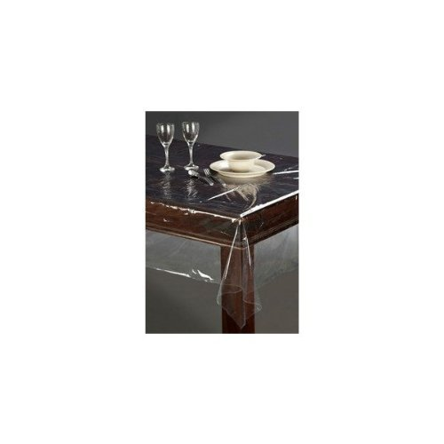 Big Boss Plastic Table Cloth For Dining Table Transparent Buy Online In Faroe Islands At Faroe Desertcart Com Productid 77472673
