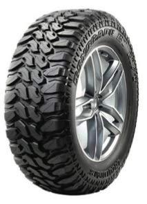 Radar Tires Renegade R7 M/T All-Terrain Radial Tire - LT275/70R18 125/122 -