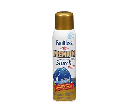 Faultless Premium Professional Starch 20 Ounce Unknown