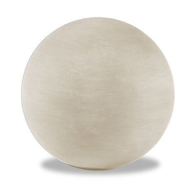 Amedeo Design 1800-92L ResinStone Decorative Garden Sphere, 30 by 30 by 30-Inch, Limestone