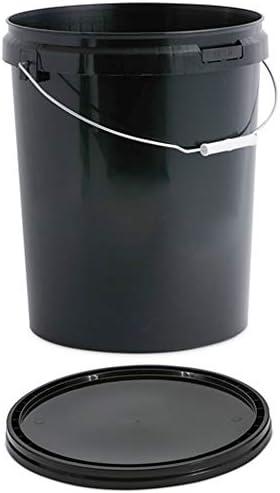 OIPPS Packung mit 1 x 25 Liter Eimer mit Deckel
