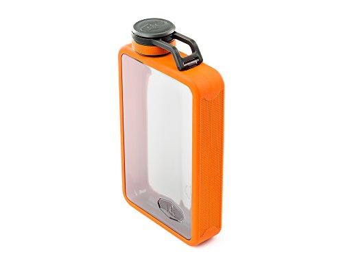 GSI Outdoors Boulder Flask - Orange