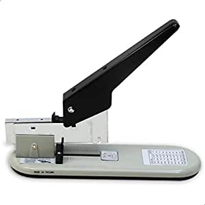 Roco Heavy Duty Stapler - Large, up to 210 Sheets of 80 gsm;240 Sheets of 70 gsm, Beige, 20208