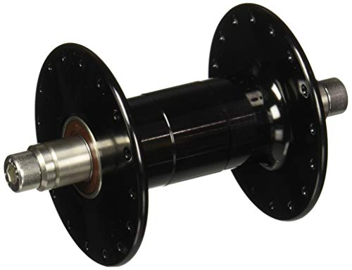 Phil Wood Track HF Front Hub, 32 x 100, Black