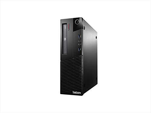 Lenovo ThinkCentre M93p SFF Intel Core i5-4570 Win10 Pro – Ordenador de sobremesa Lenovo ThinCentre M93 SFF i5 Prozessor DVD Laufwerk Desktop PC 16GB RAM – 240 GB SSD (Reacondicionado)