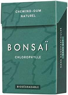 Bonsaï chicle Natural Menta Suave: Amazon.es: Alimentación y bebidas