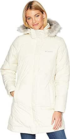 Columbia Women's Snow Eclipse Mid Jacket, Waterproof and ...