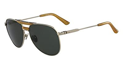 Sunglasses CALVIN KLEIN CK 8050 S 714 SHINY LIGHT GOLD