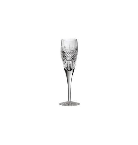 (Irish Lace Flute Glass)