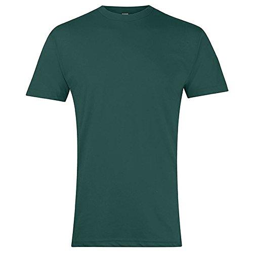 a manica American corta Jasper verde collo Forest Apparel rotondo con Smooth shirt T q6UAwI