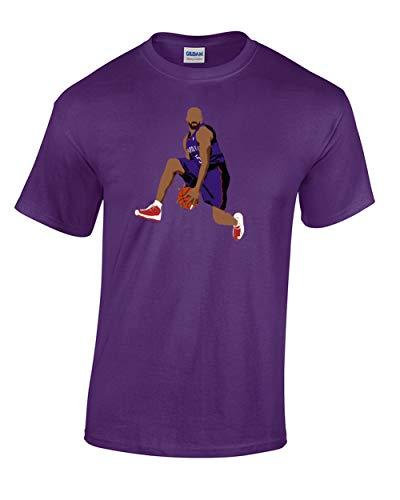 Purple Toronto Carter The Dunk T-Shirt Youth ()