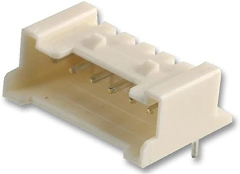 Sherlock 35363 Series Header 6 Contacts Pack of 100 1 Rows, Wire-To-Board Connector 35363-0660 2 mm Through Hole