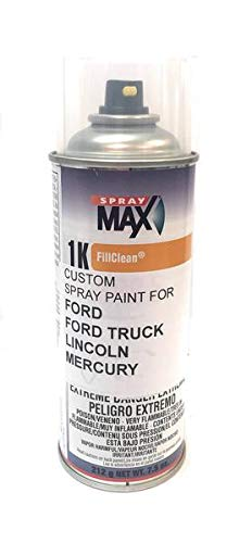 Jerzyautopaint Custom Spray Paint for Ford UX – Ingot Silver
