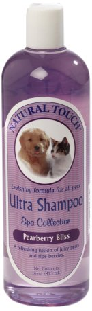 Nilodor Natural Touch Ultra Pearberry Shampoo, (Nilodor Deodorizing)