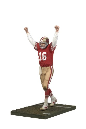McFarlane Nfl Legends Series 4 - Joe Montana 2