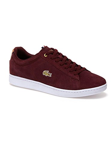 Lacoste 118 Bordeaux Spm Burg Carnaby Wht 735spm00072h2 Evo PpRw6rqEP