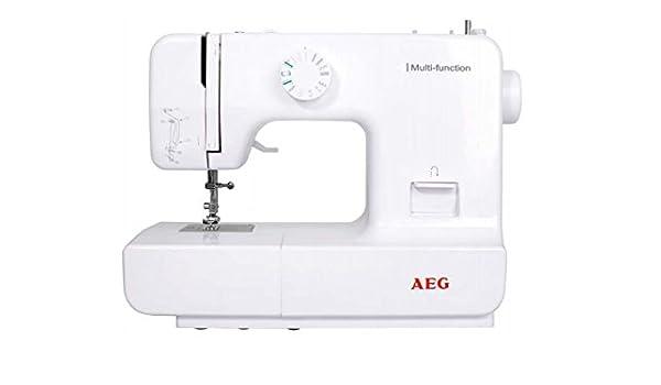 AEG NM510 - Máquina de coser (Máquina de coser semiautomática ...