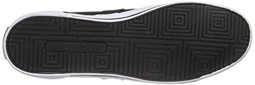 Nero Harry 990 Tommy Scarpe Black da Ginnastica 9D Uomo Hilfiger Awwqz0