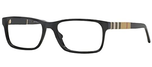 Burberry Men's BE2162 Eyeglasses Black 53mm