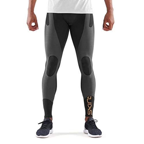 Skins K-Proprium Ultimate Long Compression Tights - Medium (Tall) - Black by Skins (Image #4)