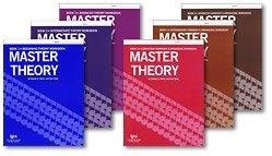 Kjos Master Theory Set (Books 1-6, 6 book set)