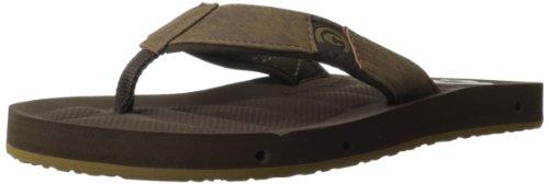 Sandal Men's cobian Chocolate Draino Flat Fn7nYqt