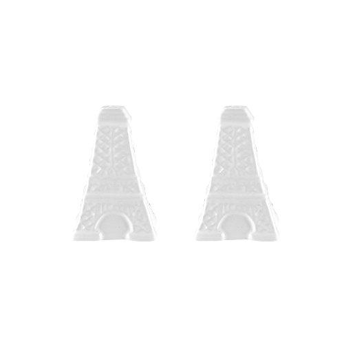 - American Atelier 6877-SP-A Eiffel Tower Salt & Pepper Shakers, 2