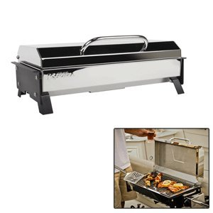 Kuuma Stow & Go Profile 150 Electric Grill 110V by Kuuma