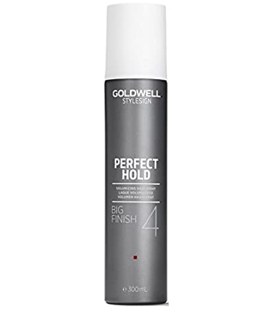amazon com goldwell stylesign perfect hold big finish volumizing