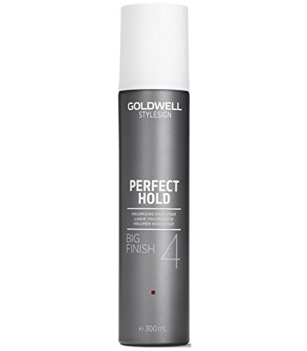 - Goldwell Stylesign 4 Perfect Hold Big Finish Volumizing Hair Spray 300ML