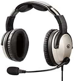 Lightspeed Zulu 3 Aviation Headset - GA Plugs