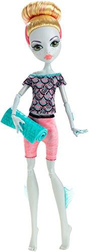Monster High Fangtastic Fitness Lagoona Blue Doll -