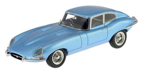 1/43 1961 ジャガー Eタイプ シリーズ1 クーペ(シルバーブルー) CDG050