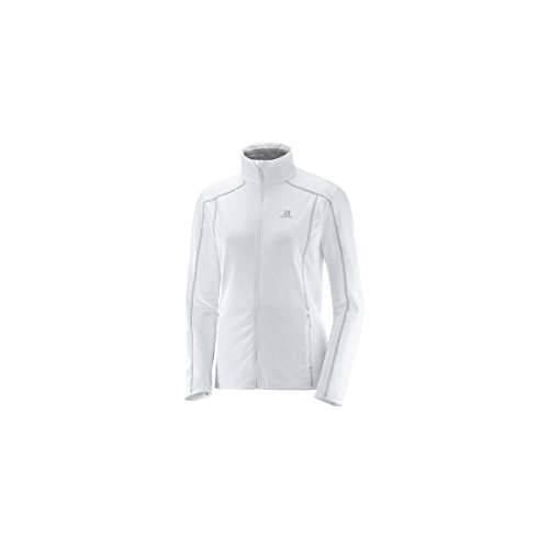 white white Discovery Women's Jacket Salomon tFYq7t