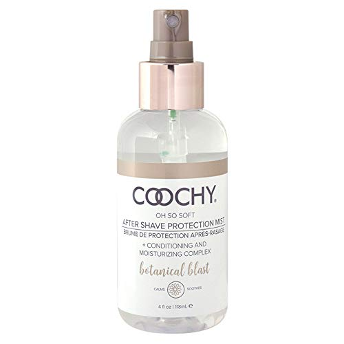 (Coochy Water Based After Shave Skin Protection Soothing Mist (Safe for All Body Parts Including Face and Intimate Areas) - Size 4)