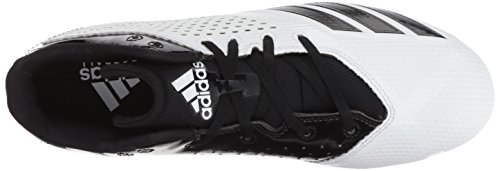 Carbon adidas Black Black Men's Football Freak Mid X Shoe White vtvwHrq1y